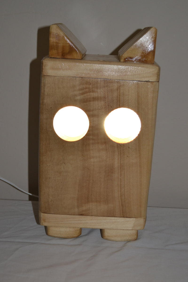 Owl Night Light - FleaWeb