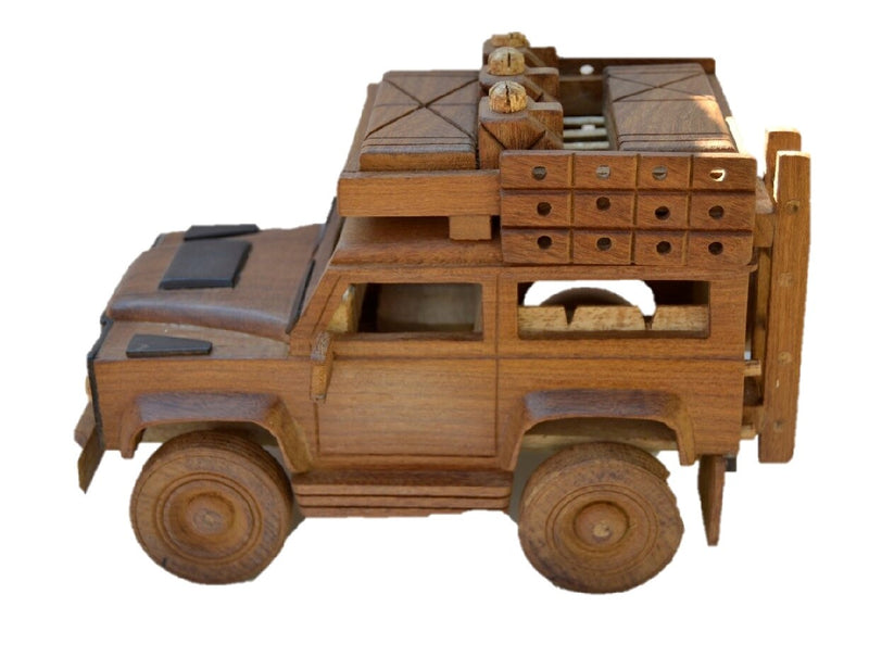 Land Rover Small - FleaWeb