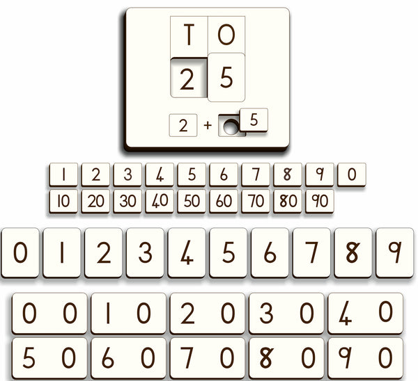 Place Value Puzzle – Gr 1 - FleaWeb