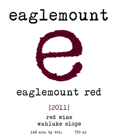 Eaglemount Red 2012
