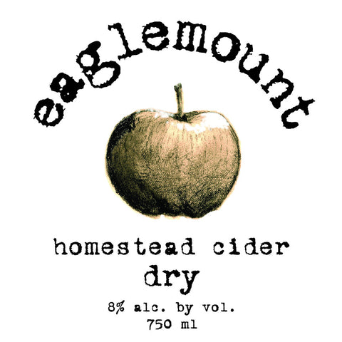 Homestead Dry Hard Cider