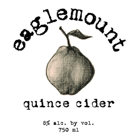 Quince Cider