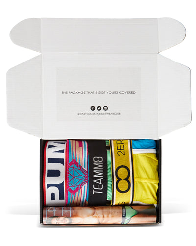 Underwear Gift Box-Briefs DailyJocks