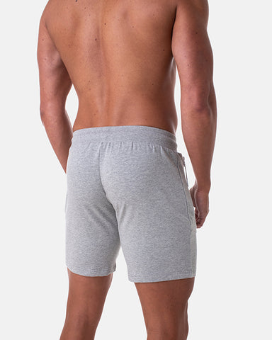 Core Shorts - Grey Marle