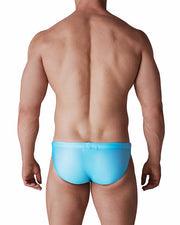 Kos Enhancing Swim Brief - Turquoise