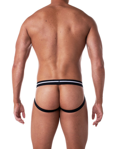 Amplify Lifting Jock - White