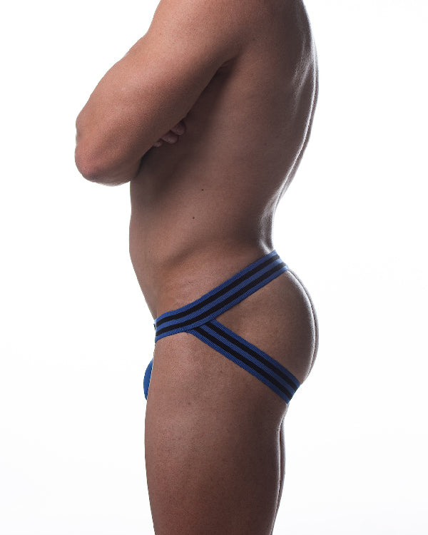 Circuit Jockstrap - Royal
