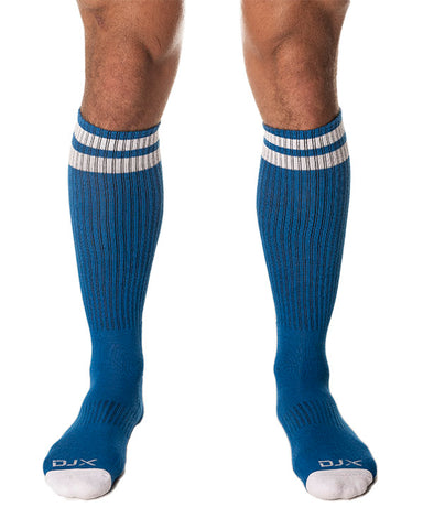 Trough Socks - Royal DJX