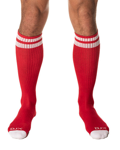 Trough Socks - Red DJX