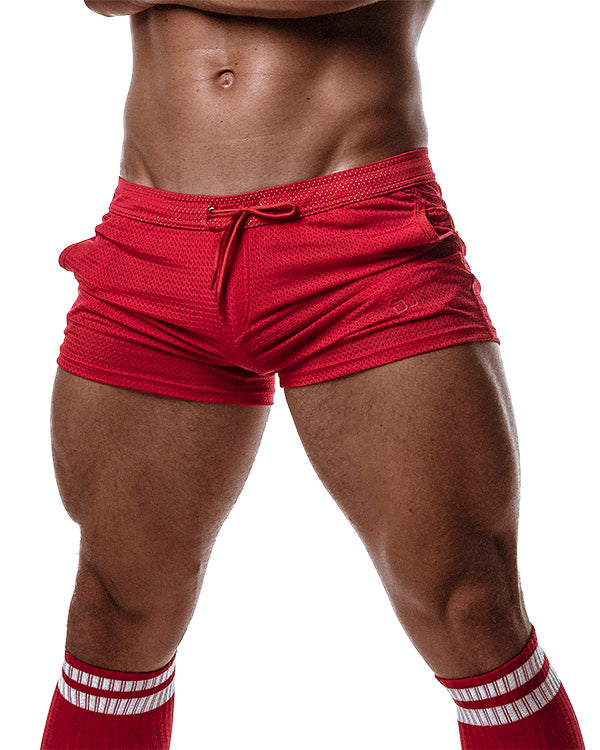 Trough Shorts - Red DJX