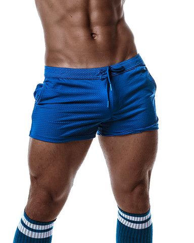 Trough Shorts - Royal DJX