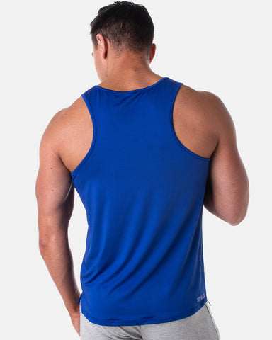 Sport Training 2.0 Singlet - Helsinki Blue