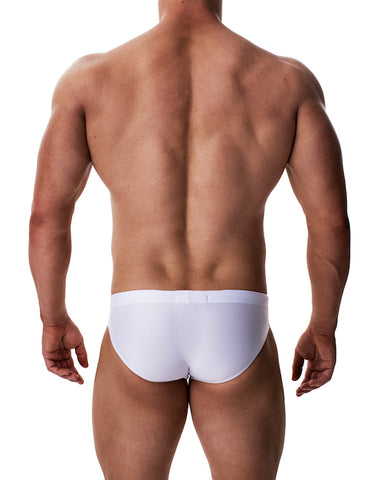 Kos Enhancing Swim Brief - White