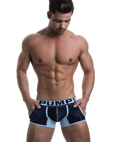Blue Steel Jogger PUMP!