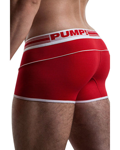 Free Fit Boxer - Red PUMP!