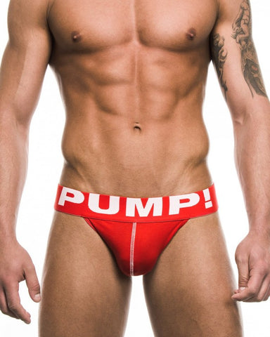 Jock Red PUMP!