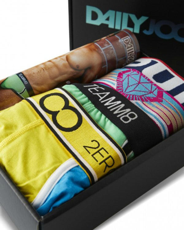 Underwear Gift Box - 5 Pack