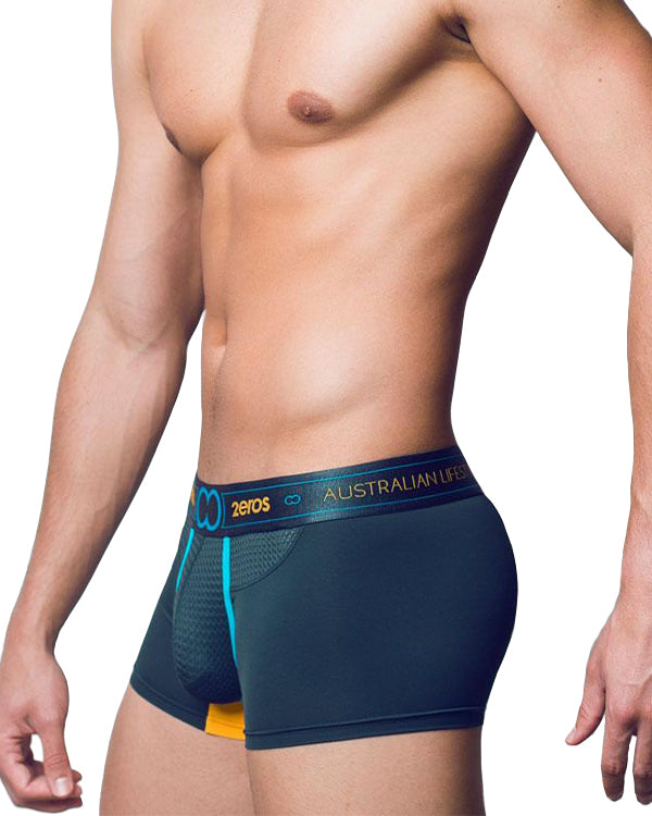 U31 AKTIV NRG Trunk Underwear - Radient Blue