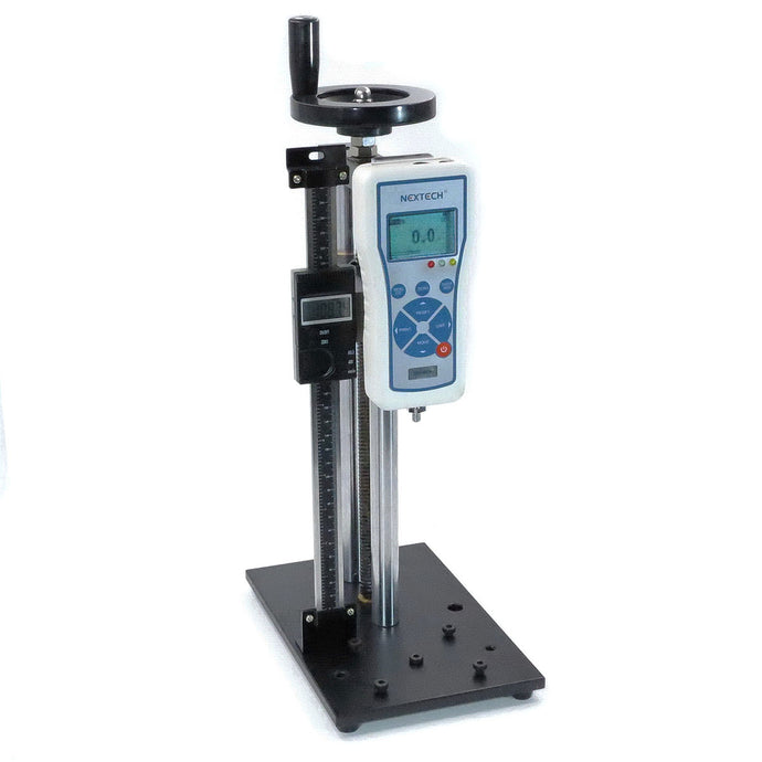 MTS1 Stand+DFS Gauge+Digital Scale. Full Assembled(Choose capacity of force gauge from 5 Newton up to 1,000 Newton)
