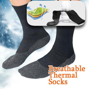 Aluminized Fiber Thermal Socks