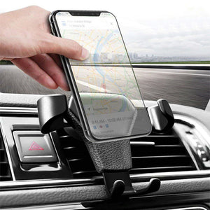 Auto Lock Phone Mount
