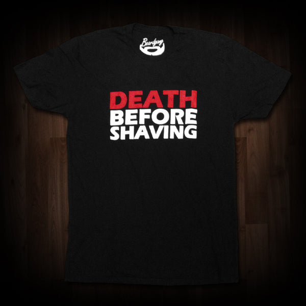 Death Before Shaving