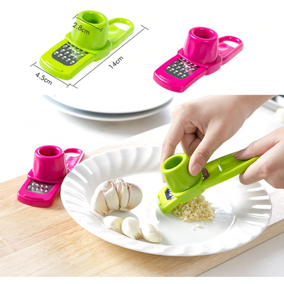 CHICHI Garlic and Ginger Presser/Grater - Trendy Cyborg