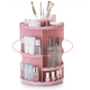 Makeup Organizer 360 Rotating Adjustable Storage Box - Trendy Cyborg