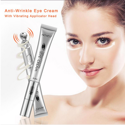 Aliver Anti-Wrinkle Electric Massaging Cream - Trendy Cyborg