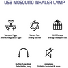Electric Mosquito Killing Lamp - Trendy Cyborg
