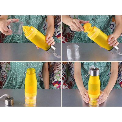 Fruit Juice Infuser Water Bottle - Trendy Cyborg