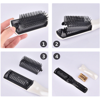 Laser Hair Comb for Hair Loss Therapy - Trendy Cyborg
