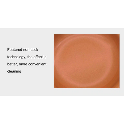 Non-Stick Copper Frying Pan - Trendy Cyborg