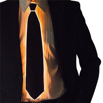 LED Wire Necktie - Trendy Cyborg