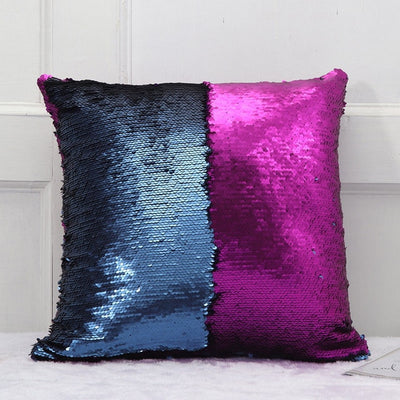 Color Reversible Pillow - Trendy Cyborg