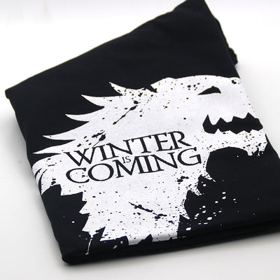 Game of Thrones- Winter is Coming T-shirt - Trendy Cyborg