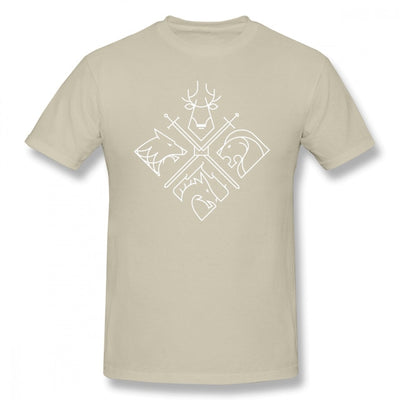 Game Of Thrones House Sigil T Shirt - Trendy Cyborg