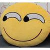 30cm Emoji Face Round Cushion - Trendy Cyborg