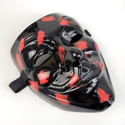 Halloween LED Light Up Party Mask - Trendy Cyborg