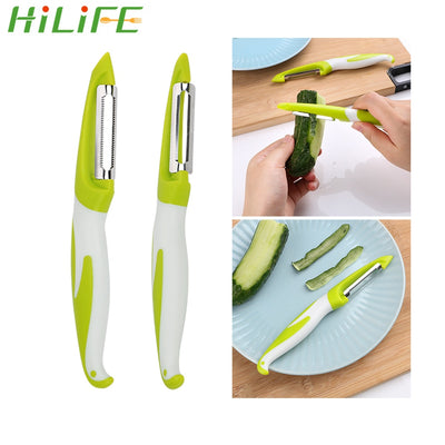 Stainless Steel Peeler/ Zester Razor Sharp Cutter - Trendy Cyborg