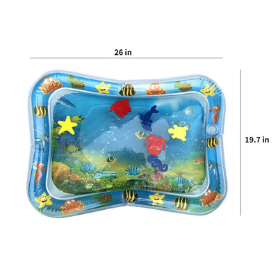 Inflatable Water Mat for Babies - Trendy Cyborg