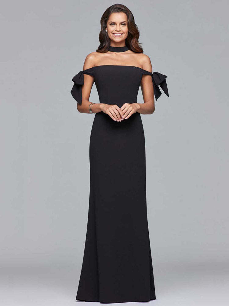 Fancy Sexy One-Shoulder Evening Formal Dress