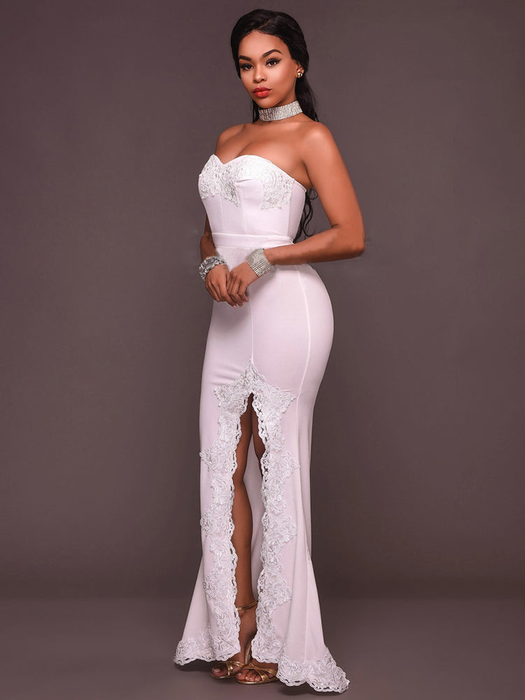 Bodycon Off Shoulder Formal Dress