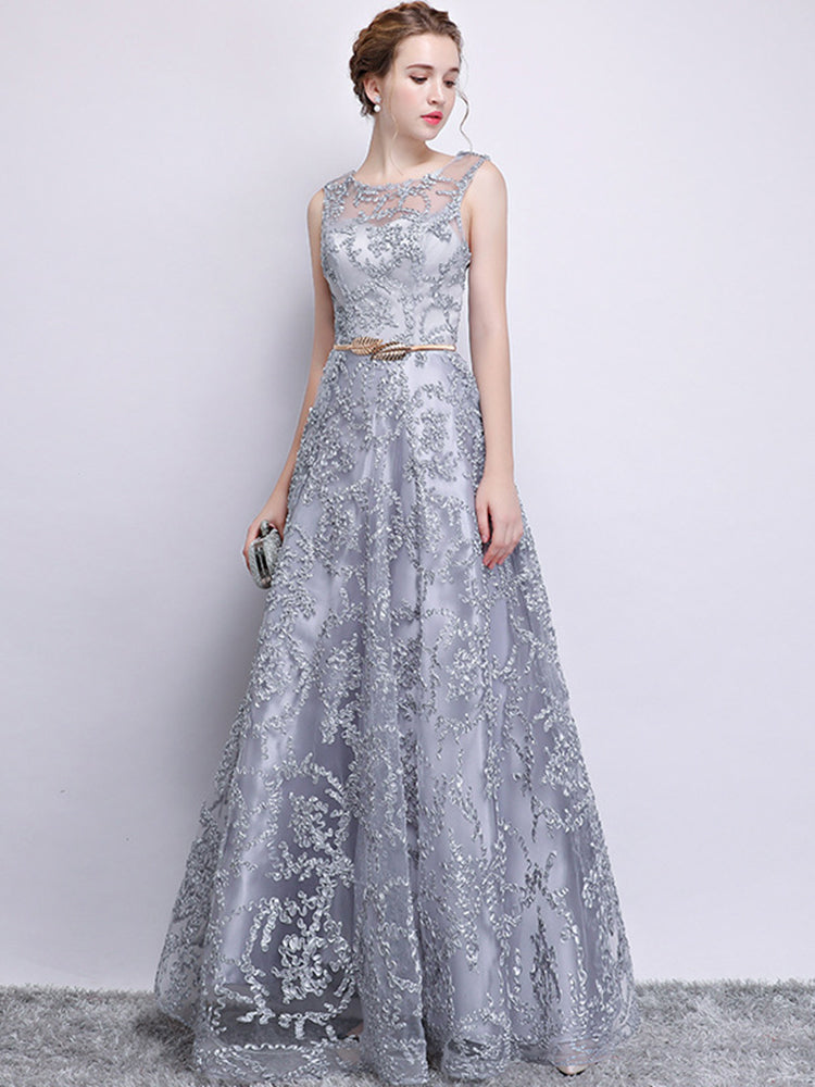 2018 Slim Evening Long Host Foraml Dress
