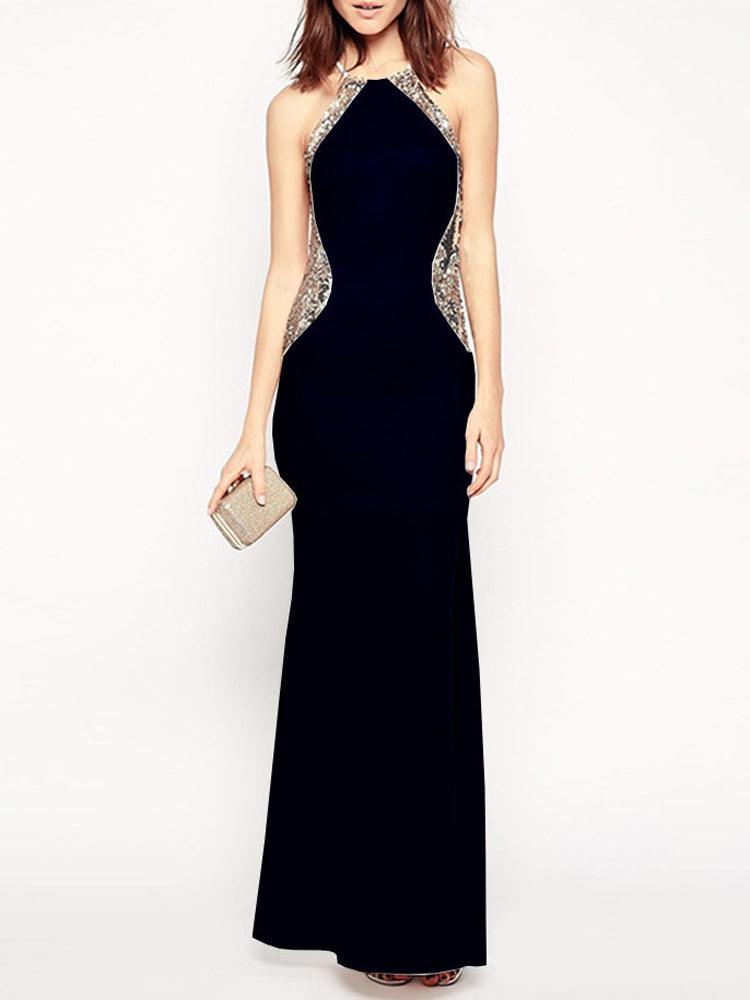Fancy Sexy Slim Evening Formal Dress