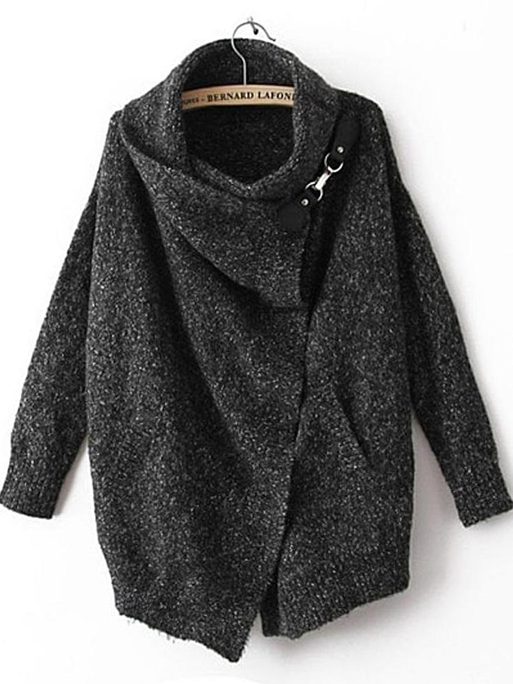 Trendy clothes for women Long Sleeve cardigan coats