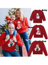 Battery Family Christmas Sweaters Pajamas Top Shirts