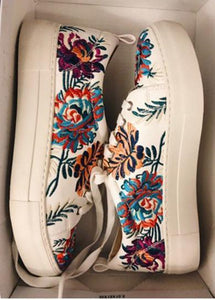 BEATRICE flower shoes