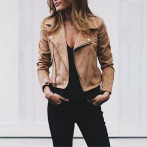 BONNIE zipper jacket