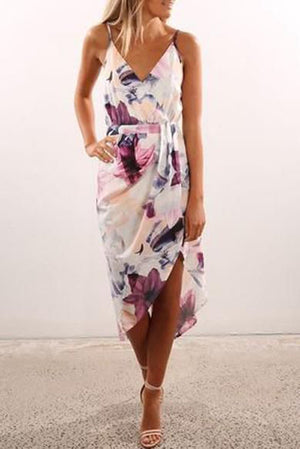 MARITZA flower dress